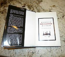 President Donald J. Trump Signed Art Of The Deal 2016 Election Edition Book
