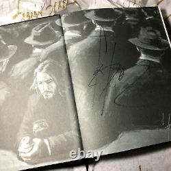 RARE! DELUXE, LIMITED EDITION, SIGNED! Fabian Perez Neo Emotionalism Book 2013