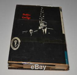 ROBERT F. KENNEDY SIGNED Book PROFILES in COURAGE Autographed MEMORIAL EDITION