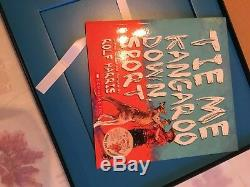 ROLF HARRIS rare BOX SET of 15 signed limited edition prints, book and dvd