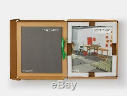 Rare Jonas Wood Bball Studio Signed Etching Hardback Book Tote Bag Edition 200