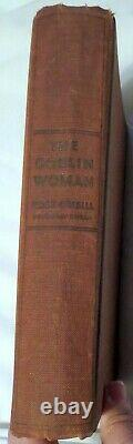 Rare Signed 1930 The Goblin Woman by Rose O'Neill 1st Edition Carabas, CT Book