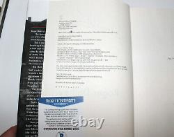 Roger Daltrey Signed 1st Edition My Story Hc Book The Who Singer Beckett Coa Bas