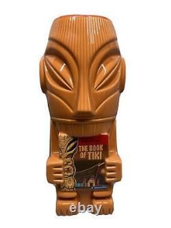 SIGNED Limited Edition Book of Tiki 20th Anniversary Shag x Tiki Farm Mug