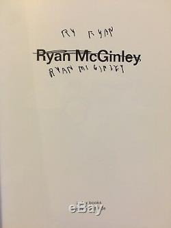 SIGNED Ryan McGinley Index Books First Edition 2002 Dash Snow Vice Magazine