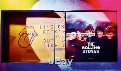 SIGNED The Rolling Stones Book Taschen Reuel Golden Limited Edition Rare