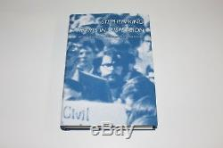 STEPHEN KING SIGNED'HEARTS IN SUSPENSION' 1st Edition HARDCOVER HC BOOK withCOA