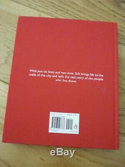 STIK 2016 STREET ART HARDBACK BOOK 1st EDITION RARE US TEAL POSTER UNSIGNED