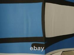 STIK limited edition Blue 1st edition book poster ONLY