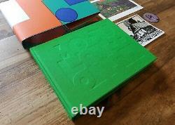 Sainer Modulations Signed Limited Edition Hardback Book Invader Dran SOLD OUT