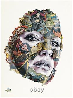 Sandra Chevrier Cages DELUXE EDITION Monograph Book WITH MINI-PRINT S/N x/200