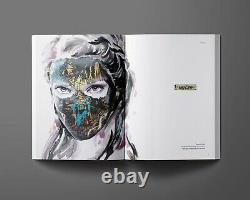 Sandra Chevrier Cages Deluxe Book withLimited Edition Numbered Print