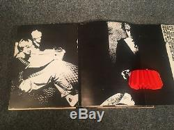 Signed Andy Warhol Index Book First Edition Hardcover Good Condition with Invite
