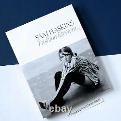Signed First Edition Sam Haskins Retrospective Book Mint/new Rare