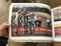 Signed Marc Marquez & Jorge Lorenzo 2019 HRC Motogp Limited Edition Book