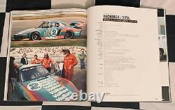 Signed Porsche Kremer Racing The Complete Team History Book Limited Edition 99