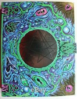 Skinner Necronomicon Pop-up Book Elder God Edition Signed & Art Print Sold Out