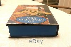 Starless Sea signed numbered Goldsboro Book First Edition Erin Morgenstern