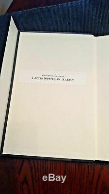 Stephen Hawking Signed Book Autograph Signature Thumb Print Stamp 1st Edition UK