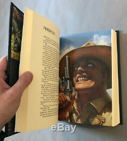 Stephen King Limited Edition Desperation Deluxe Book Signed by Author and Artist
