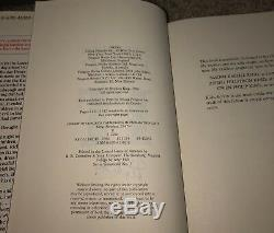 Stephen King Signed It 1st/1st Edition Hardcover Book Author Movie Pennywise