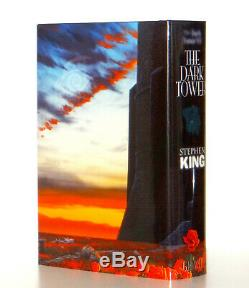 Stephen King The Dark Tower Book 7, Limited Artist Signed Hardcover 1st Edition