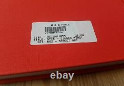 Stik Signed Book Print & Signed 1st Edition 1st Printing Book 2015