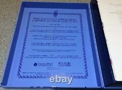 THE MADONNA CHILDRENS LIMITED EDITION 5 BOOK BOXED SET Signed/Autographed Letter
