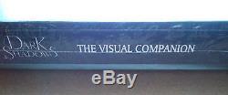 TIM BURTON DARK SHADOWS Visual Companion HAND SIGNED Ltd Edition HB Book SEALED