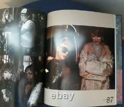 Taylor Swift Reputation Limited Edition HC Book Signed Photo Pg & CD Photos