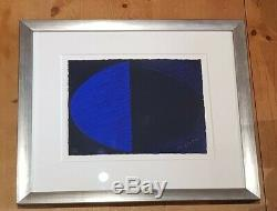 Terry Frost'trembath Blues' 2000 Signed Screenprint With Limited Edition Book