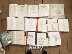 Terry Pratchett Complete 41 Book Discworld Collection 1st Editions & Signed