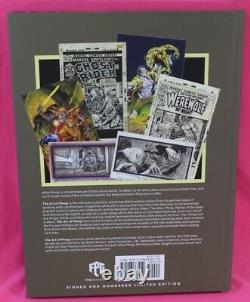 The Art of Mike Ploog Limited Edition SIGNED & Numbered HC Book #132/250 NEW
