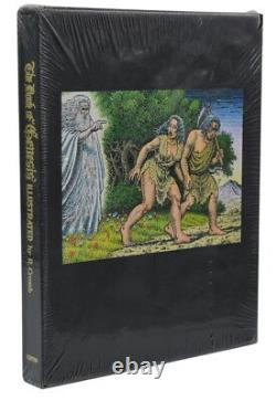 The Book of Genesis R. CRUMB Signed Limited Slipcased First Edition 1st