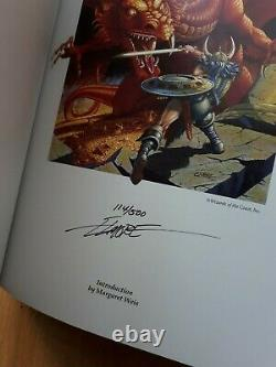 The Complete Elmore Limited Edition Artbook Signed by Larry, w. Doodle & Extras