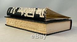 The Godfather-Mario Puzo-SIGNED! -INSCRIBED! -First/1st Book Club Edition-RARE