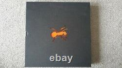 The Prodigy Invaders Must Die Limited Edition Book Signed by the Band 86/999