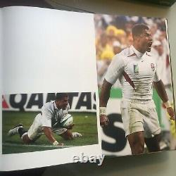 The Year of the Rose 2003 LIMITED EDITION signed England Rugby Union book