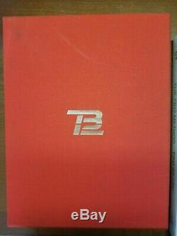 Tom Brady Signed Tb12 Method Limited Edition Book Hand Signed Free Shipping
