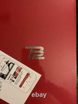 Tom Brady Signed The TB12 Method Limited Edition Book Autograph SEALED