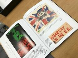 Too Fast To Live Ltd Edition Punk Posters Book with Tote Bag & Signed Poster NO4