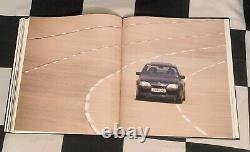 Vauxhall Lotus Carlton Limited Leather Edition Signed Book 1991 Omega Opel