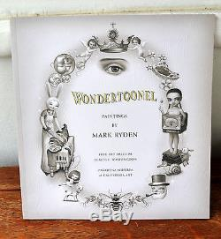 Wondertoonel Paintings by Mark Ryden SIGNED 1st Edition 2004 Art Book Rare