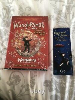 Wundersmith A Nevermoor Book By Jessica Townsend Signed Exclusive First Edition