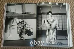 XXL AWESOME Nobuyoshi Araki Tokyo Taschen Limited EDITION 2001 SIGNED BOOK NR